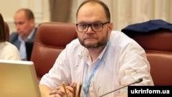 Министр культуры, молодежи и спорта Украины Владимир Бородянский
