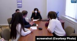 Встреча с Натальей Рагозиной. Скриншот видео ПАИ-live