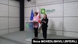 Анна Микеладзе