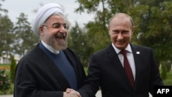 Iran and Russia are both on the agenda this week.