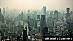 Шанхай қаласы, Қытай. (Көрнекі сурет)