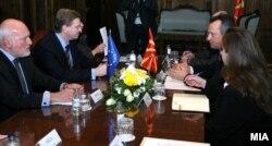 Претседателот на Собранието Трајко Вељановски вели дека собранието ќе стави акцент на посочените забелешки