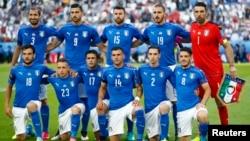 Իտալիայի ֆուտբոլի ազգային հավաքականը Եվրո 2016-ի ժամանակ