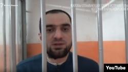 Аслан Черкесов рассказывает о пытках заключенных в Красноярском крае (скриншот с видео в YouTube, архив)