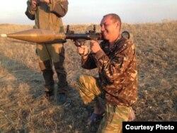 Олександр Агрен ч («Горинич»), який воює проти України на Донбасі