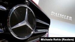 """Mercedes-Benz"" logosy"