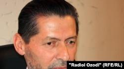 Махмадали Хаит в бытность заместителем председателя Партии исламского возрождения Таджикистана (ПИВТ). Душанбе, 26 августа 2011 года.