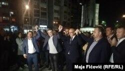 Lideri Srpske liste proglasili pobedu: Zoran Todić, Vučina Janković, Goran Rakić i Srđan Vulović