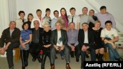 Лесосибирски татарлары арасында
