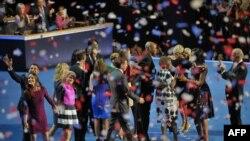 Tre ditët e Konventës së Demokratëve