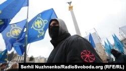 Марш націнальної гідності, Київ, 22 лютого 2017 року