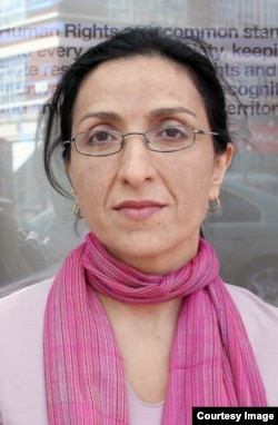 Amnesty International Afghanistan Campaigner Maya Pastakia.