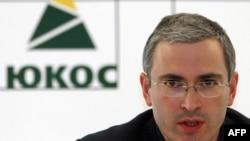 Бывший совладелец ЮКОСа Михаил Ходорковский (июнь 2003 года)