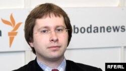Ақпараттық құқық маманы Илья Рассолов.