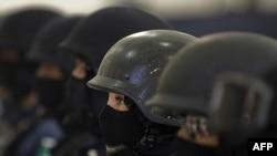 Forcat speciale në luftë kundër grupeve të drogës në Meksikë