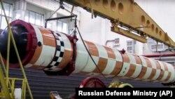 آرشیف، تسلیحات هستهای روسیه