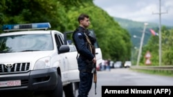 Kosovska policija, ilustrativna fotografija