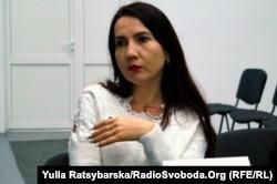 Яна Тимошенко