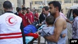 Krvoproliće u Alepu, žrtve i ranjenici konstantno pristižu u bolnice
