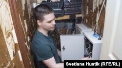 """Серверная в """"умном доме"""""""