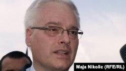 Presidenti i Kroacisë, Ivo Josipoviq.