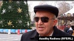 75 yaşlı Vahid Həsənov