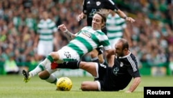 İlk oyunda «Qarabağ» səfərdə «Celtic»ə 0:1 hesabı ilə məğlub olub.