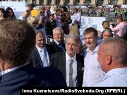 Третій президент України Віктор Ющенко