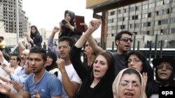 Иранда студенттердин саясий активдүүлүгү дайыма жогору болгон