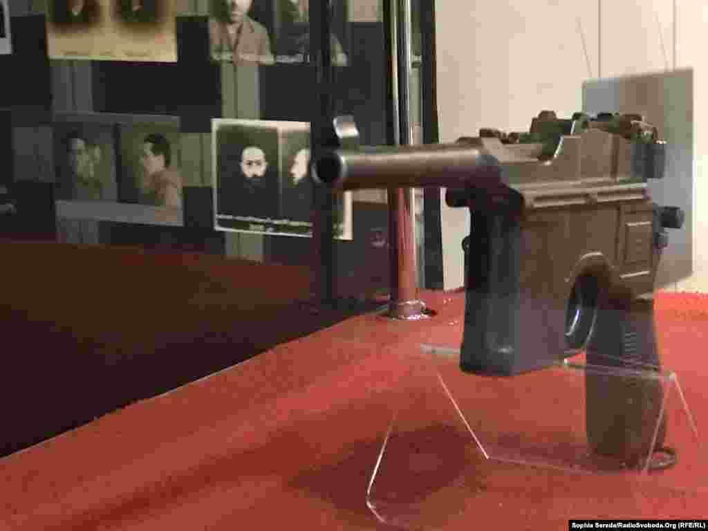 Пістолет системи«Маузер». Перша половина ХХ ст.