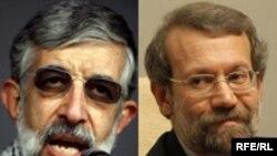 گفته می شود پيش از اين غلامعلی حداد عادل و علی لاريجانی توافق کرده بودند برای کاستن از تنش ها در صحن علنی مجلس هشتم، در اين رای گيری شرکت کنند و هر کدام رای کمتری داشتند، از نامزدی برای رياست مجلس انصراف دهد.