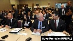 Sa konferencije u Podgorici, 13. maj 2013.