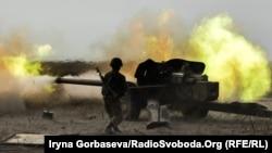 Бойові дії на Донбасі, 2016 рік
