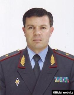 Искандар Солеҳзода.