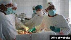 Кыргызстанда жасалган операция