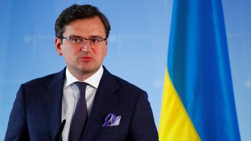 Ukraine's Foreign Minister Says Russia-Annexed Crimea's 'De-Occupation Is Inevitable'