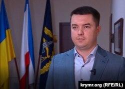 Ігор Поночовний, прокурор АРК