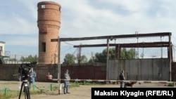 Исправительная колония №5 в Нарышкине, Орловская область