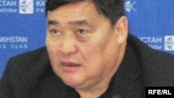 «Алма-Ата Инфо» газетінің бас редакторы Рамазан Есіргепов. Алматы, 24 желтоқсан 2008 жыл.