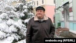 Аляксандар Антанюк у Горадні