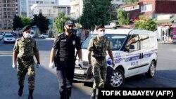 Задержания в Баку, иллюстративное фото