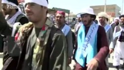 Afghan Peace March Reaches Kabul
