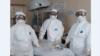 Վանաձորի ինֆեկցիոն հիվանդանոցի աշխատակիցները, արխիվ