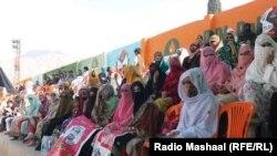بلوچستان کې د ورکو کسانو د موندلو لپاره وخت په وخت لاریونونه او جلسې هم شوي.