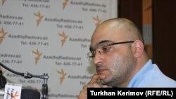 Ադրբեջանցի լրագրող Էյնուլա Ֆաթուլաեւ