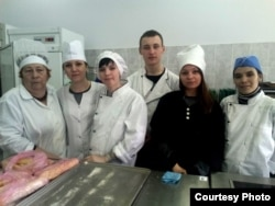 Shamin had enrolled in cooking classes at a local culinary institute.