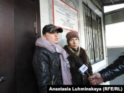 Ольга Таниди и Анастасия Гладилина