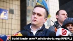Холодницький не уточнив імен міністра та голів ОДА