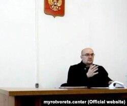 Суддя Павло Крилло. Фото з сайту «Миротворець»