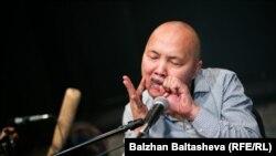 Композитор Едил Кусаинов. Алматы, 15 января 2016 года.
